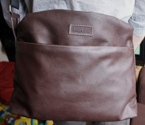 Mia Tui Ascot Brown bag