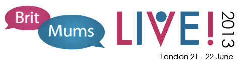 BritMums Live 2013 logo