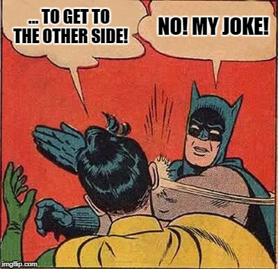 A Batman meme featuring one of the petty things my sons fight over.
