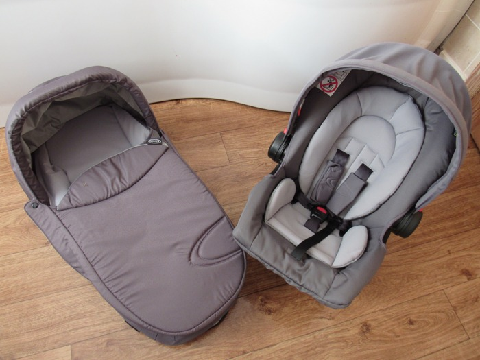 Review Graco Modes 3 Lite Trio Diary Of The Dad