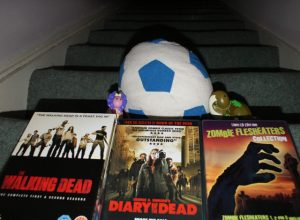 A selection of things that could be giving my son nightmares.
