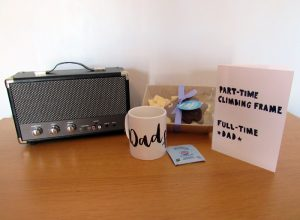 A selection of Father's Day gifts from Moonpig. #BackToDad