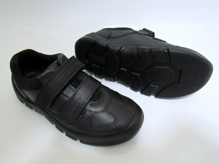 A pair of Start-rite Warrior school shoes.