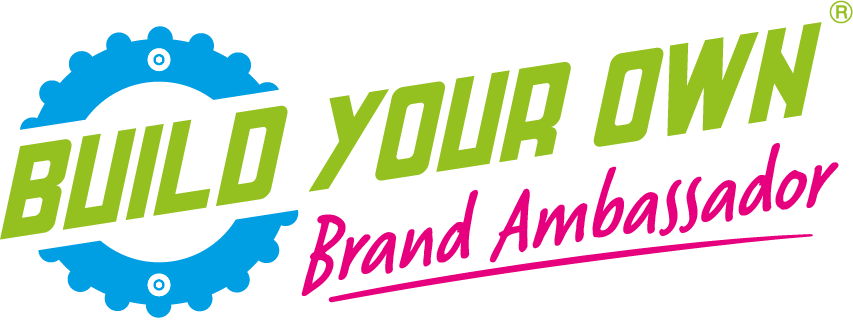 Build Your Own Brand Ambassador logo.