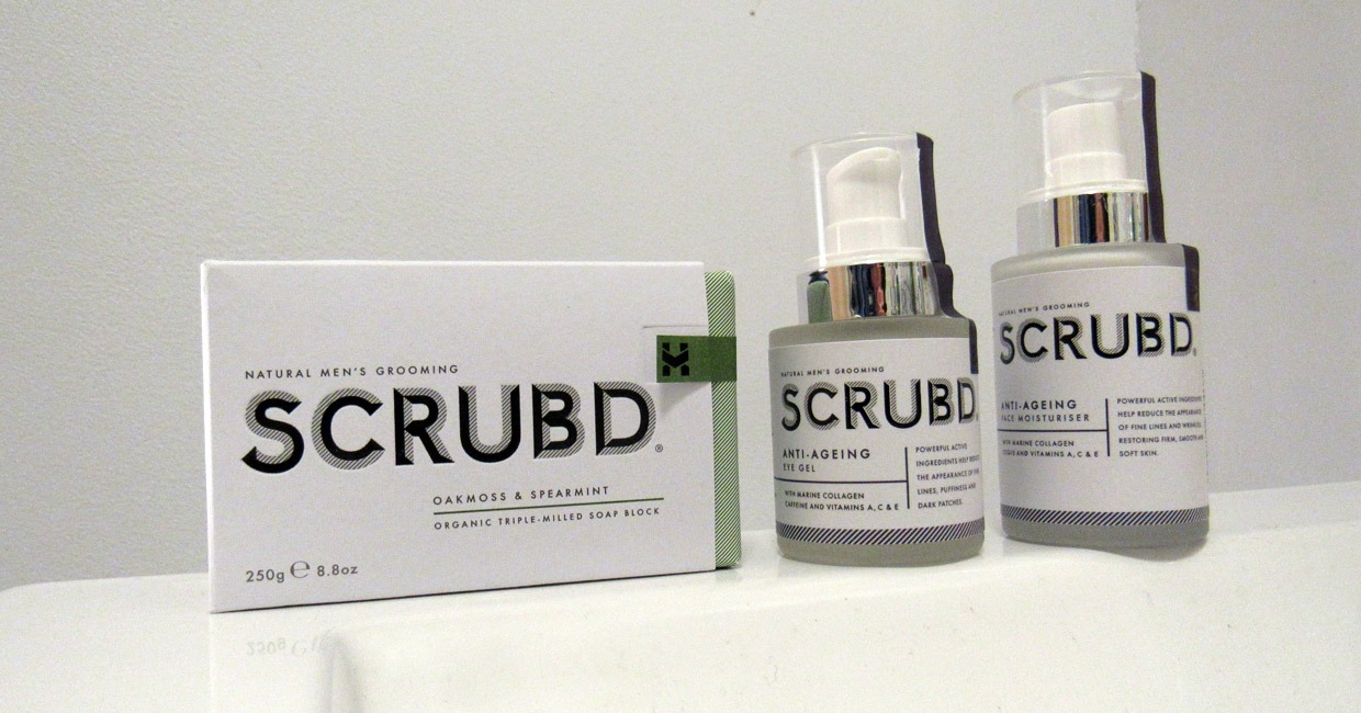 Grooming products by SCRUBD.