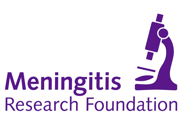 The Meningitis Research Foundation logo.