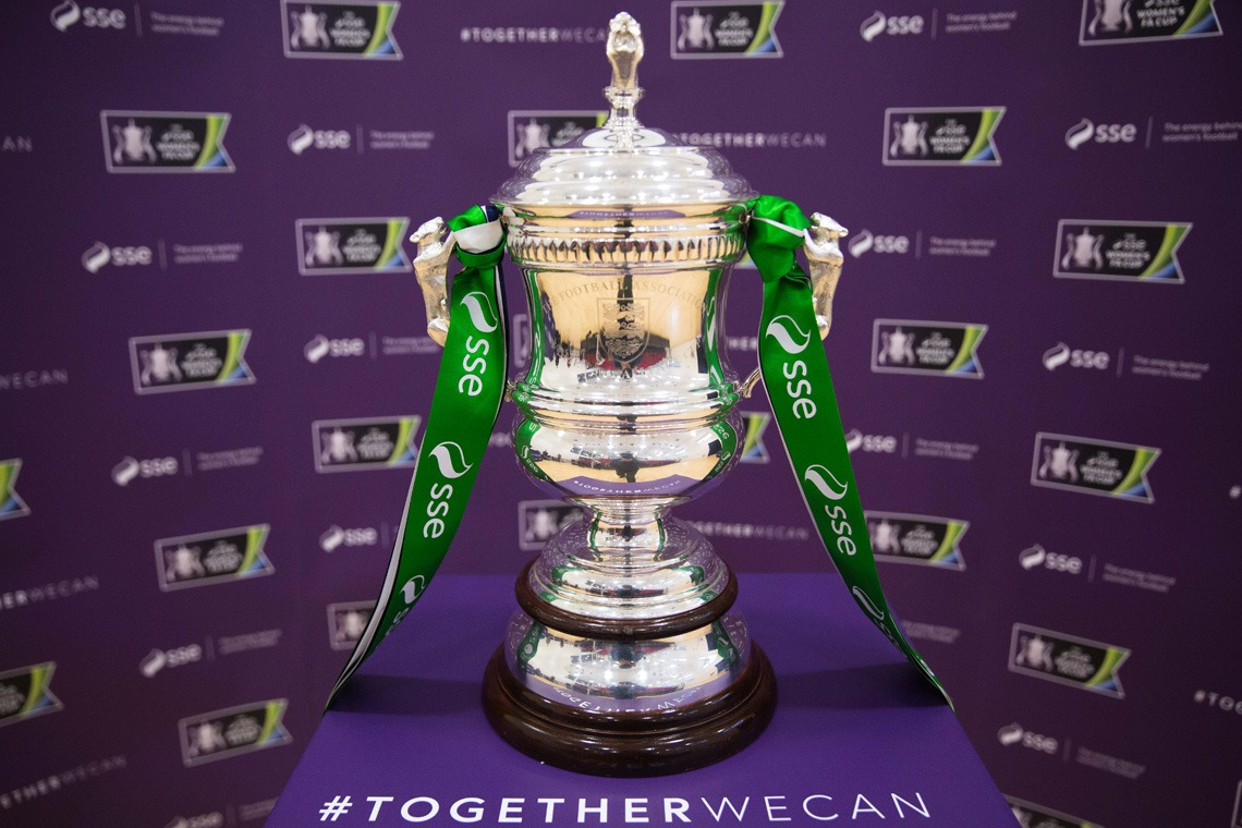 The SSE Women's FA Cup.
