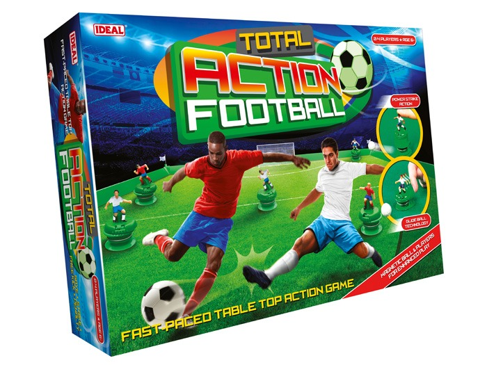 Total Action Football.